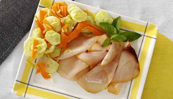 Coldline, ricetta pesce spada