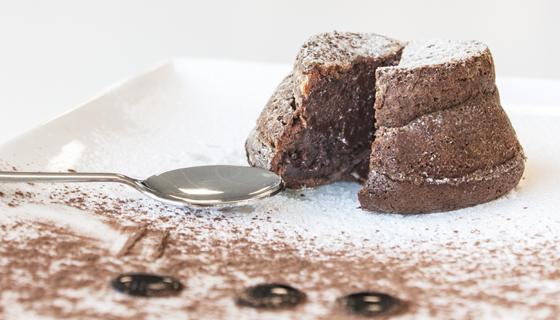 Tortino al cioccolato con abbattitore domestico - Abbattitore per casa ...